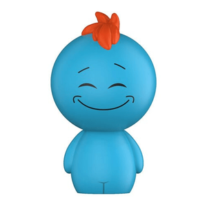 Rick and Morty Mr Meeseeks Dorbz Vinyl Figure