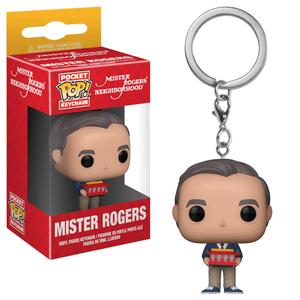 Porte-Clef Pocket Pop! Mr Rogers