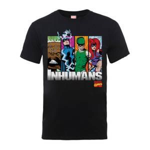 "Camiseta Marvel Comics ""Inhumans"" - Hombre - Negro"