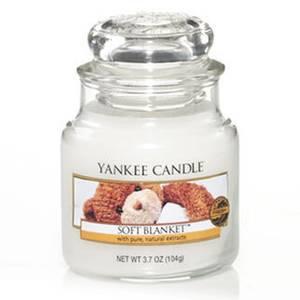 Yankee Candle Petite Jarre Senteur Couverture Douce