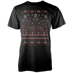 Mumbo Jumbo Festive Black T-Shirt