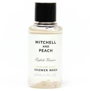 """Mitchell & Peach Shower Wash """"English Leaf"""""""