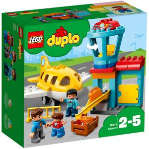 LEGO DUPLO : L'aéroport (10871)