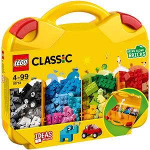 LEGO Classic: Creative Suitcase Building Bricks (10713)