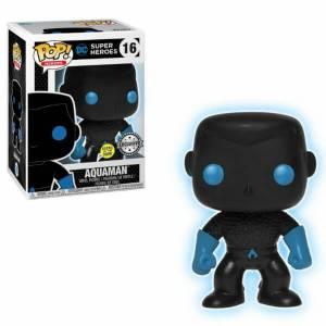 Figurine Pop! Silhouette Aquaman EXC - DC Comics