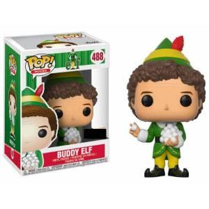 Elf Buddy with Snowballs EXC Pop! Vinyl Figure