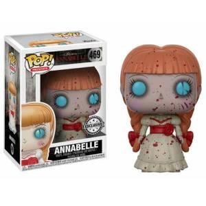 Horror Annabelle Bloody EXC Pop! Vinyl Figure