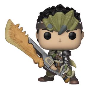 Figurine Pop! Hunter - Monster Hunter