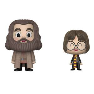 Figurines Vynl. Hagrid et Harry Potter - Harry Potter