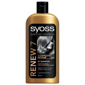 syoss Renew 7 Shampoo