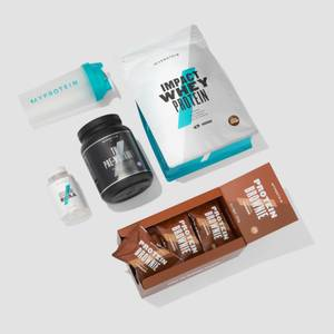 Myprotein New Student Bundle
