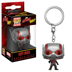 Ant-Man and The Wasp Ant-Man Pop! Keychain