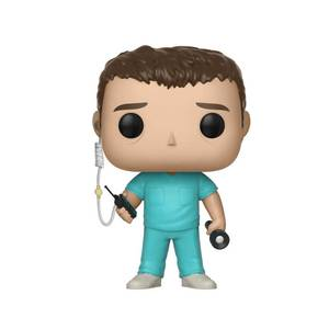 Stranger Things Bob in Scrubs Funko Pop! Vinyl