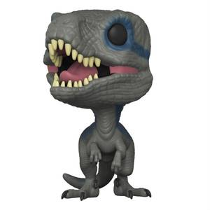 Jurassic World 2 Blue (New Pose) Figura Pop! Vinyl