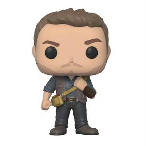 Jurassic World 2 Owen Figura Pop! Vinyl