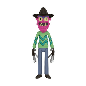 Rick and Morty Scary Terry Action Figure