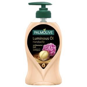 Palmolive Luminous Öl Handseife Macadamia-Öl Und Pfingstrose