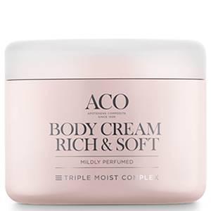 ACO Body Cream Rich & Soft