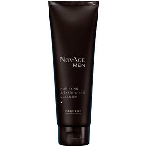 Oriflame NovAge Men Purifying & Exfoliating Cleanser