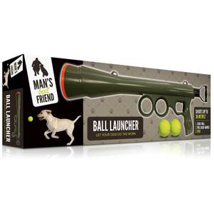 Man's Best Friend Hund Ballwerfer