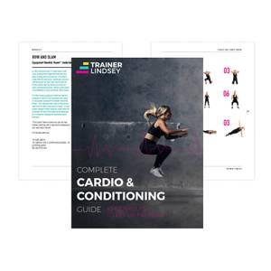 45 Cardio Conditioning eBook