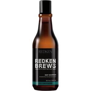 Redken Brews Men's Mint Shampoo szampon do włosów 300 ml