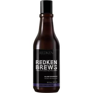 Shampooing Silver pour Homme Redken Brews 300ml