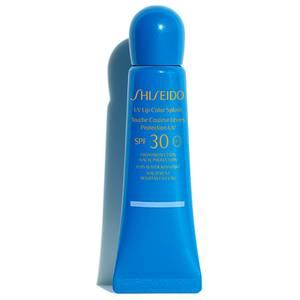 Shiseido UV Lip Color Splash - Tahiti Blue 10ml
