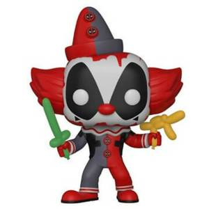 Marvel Deadpool Playtime Clown Pop! Vinyl Figur