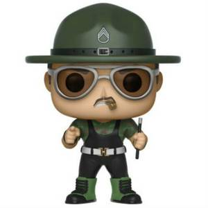 WWE Sgt. Slaughter Funko Pop! Vinyl