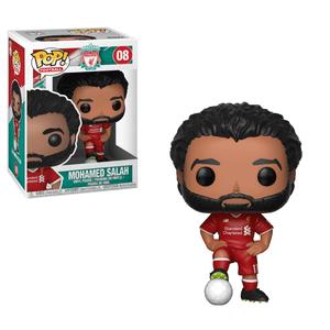 Liverpool FC Mohamed Salah Pop! Vinyl Figure