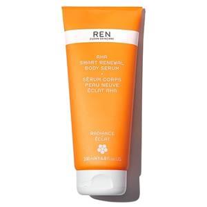 Обновляющая сыворотка для тела REN Skincare AHA Smart Renewal Body Serum 200 мл