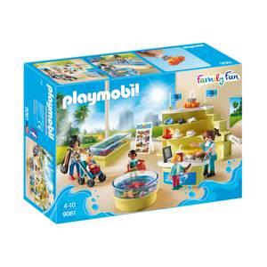 Playmobil Family Fun Aquarium Shop (9061)