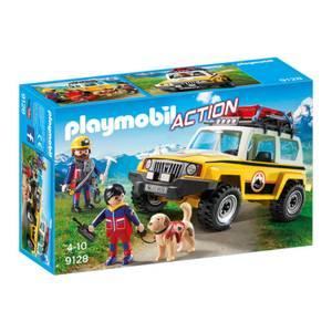 Playmobil Mountain Rescue Truck (9128)