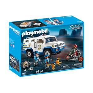 Playmobil Money Transport Vehicle (9371)