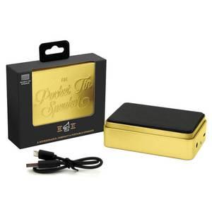 The Pocket Tin Speaker 2.0 - Gold