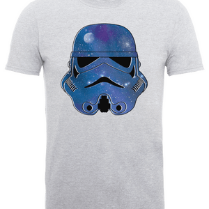 Star Wars Space Stormtrooper T-Shirt - Grey