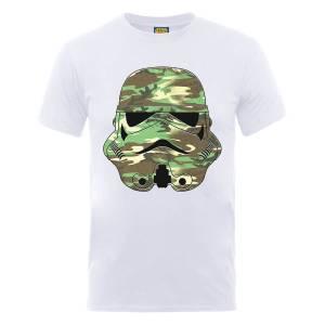 Star Wars Stormtrooper Camo T-Shirt - Weiß