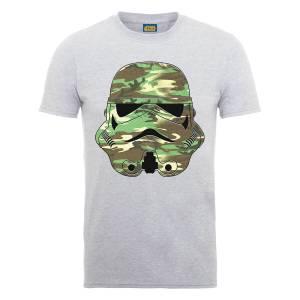 Star Wars Stormtrooper Camo T-Shirt - Grey