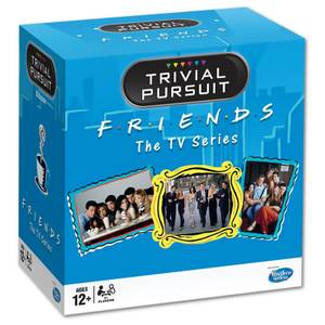 Trivial Pursuit Game - Friends Edition