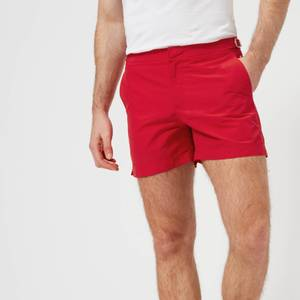 Orlebar Brown Men's Setter Swim Shorts - Rescue Red