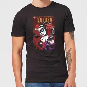 DC Comics Batman Harley Mad Love T-Shirt - Schwarz