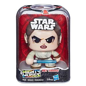 Figura Mighty Muggs Rey - Star Wars