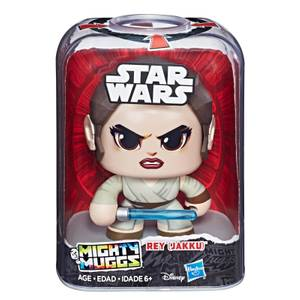 Figurine Mighty Muggs Star Wars Épisode 7 - Rey