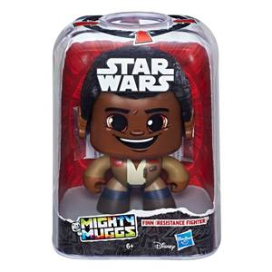 Figurine Mighty Muggs Star Wars Épisode 7 - Finn