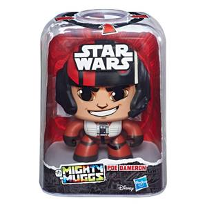 Figurine Mighty Muggs Star Wars Épisode 8 - Poe
