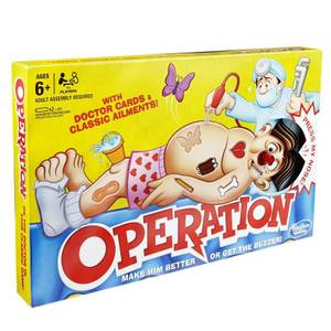 Hasbro Gaming Classic Operation
