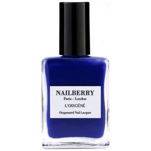 Nailberry L'Oxygene Maliblue Nail Lacquer 15ml