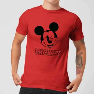 Disney Mickey Mouse Since 1928 T-Shirt - Red