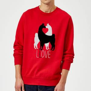 Llove Sweatshirt - Red